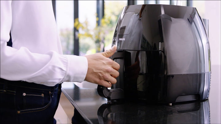 Preview image of Philips Airfryer Avance video