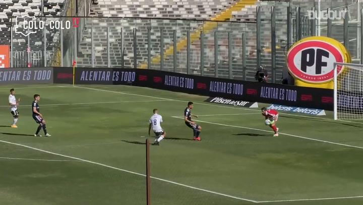 Colo-Colo's draw against Universidad de Chile