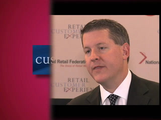 NCR's Mike Webster on the economy and self-service