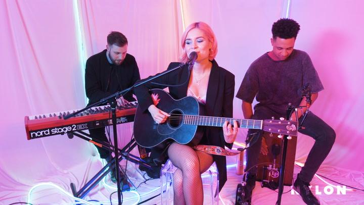 Nina Nesbitt's Songs Are More Like Diary Entries