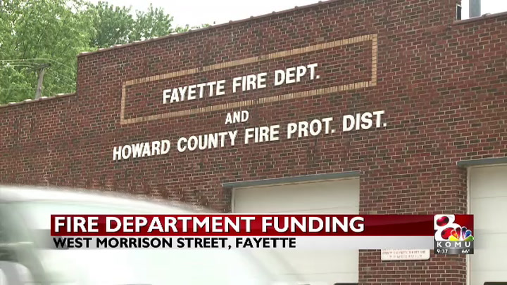 fayette fire package