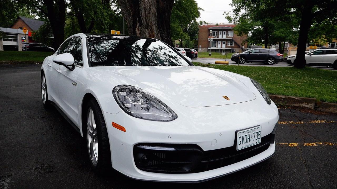 KILOWATT-HEURE | Essai de la Porsche Panamera 4S e-Hybrid [VIDÉO]