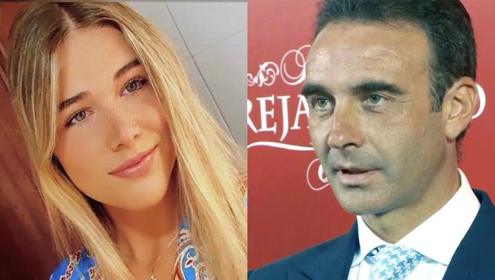 Ana Soria, la supuesta nueva ilusión de Enrique Ponce