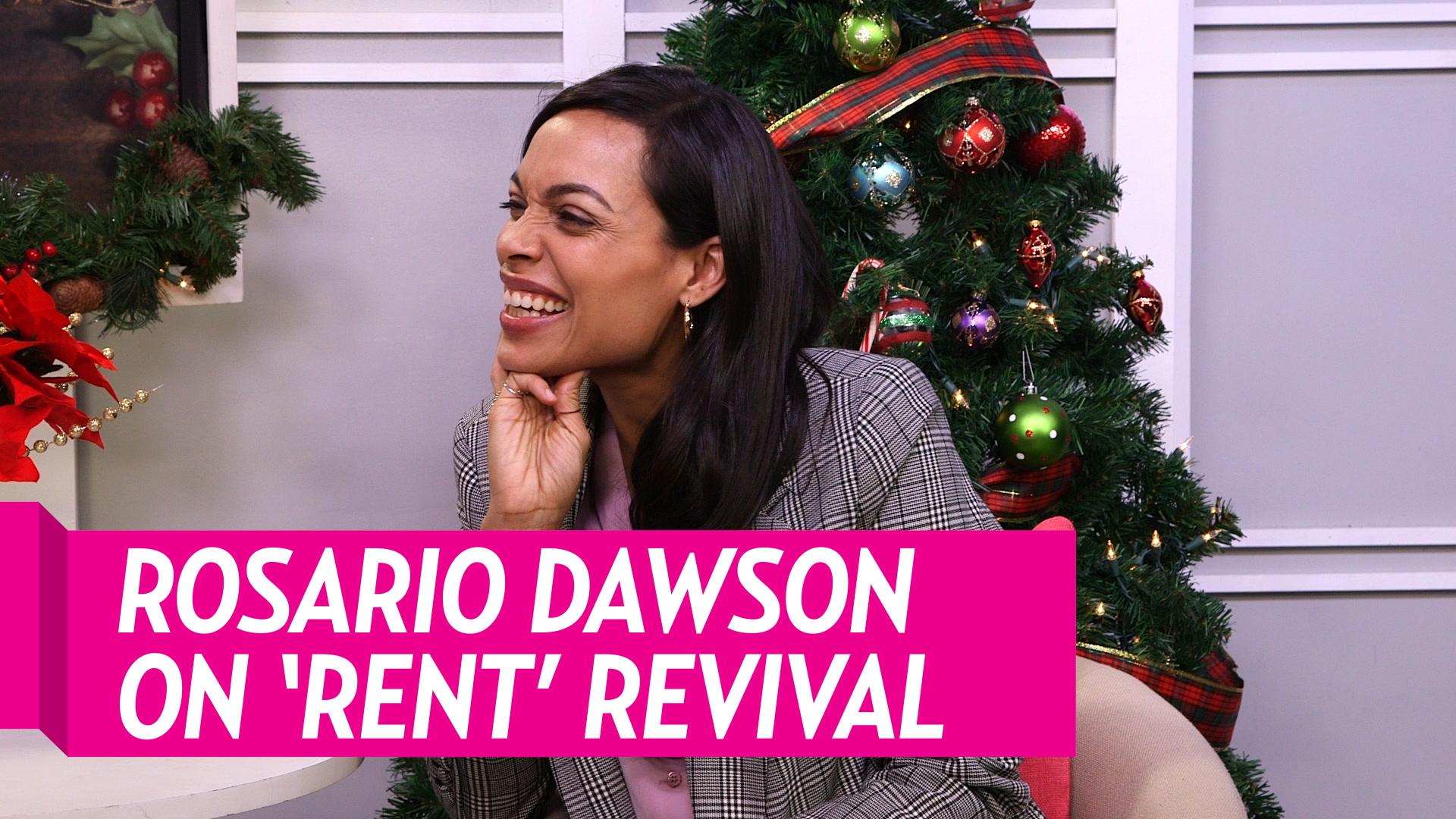 Rosario Dawson Rent Live