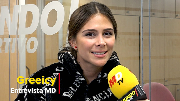 Entrevista MD a Greeicy
