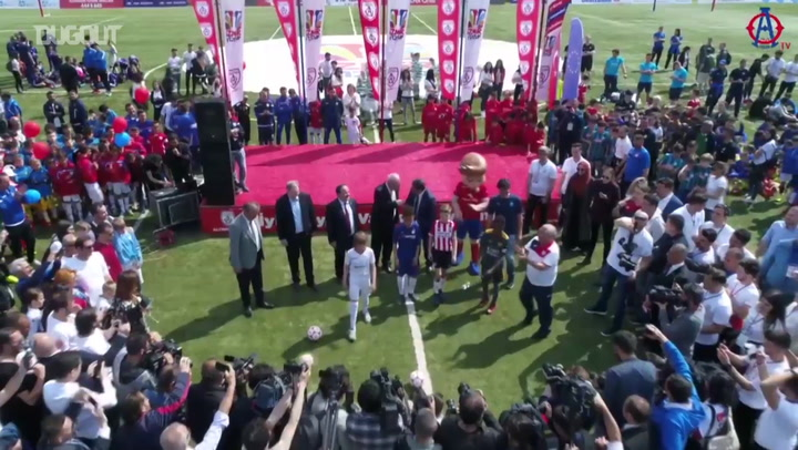 U12 İzmir Cup'a büyük övgü