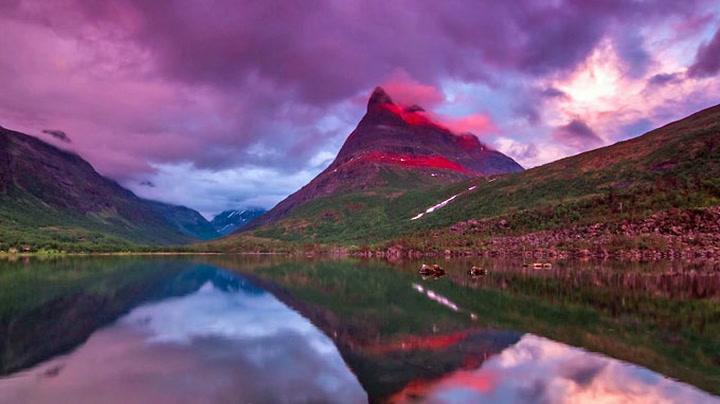 Nyt synet av Norge