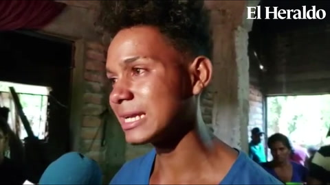 Hermano relata tragedia de jovencita tras morir en Choluteca