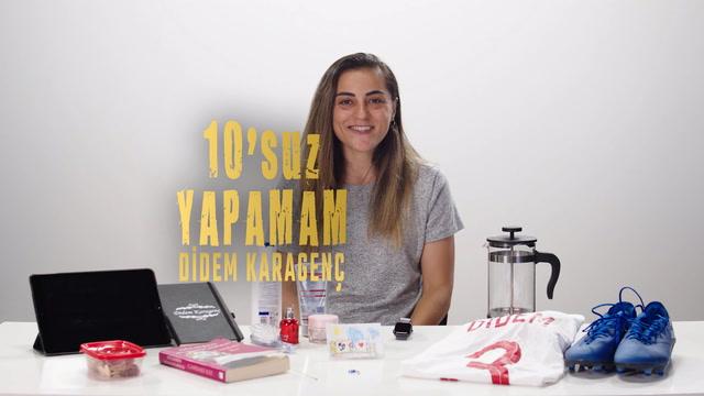 10'suz Yapamam - Didem Karagenç