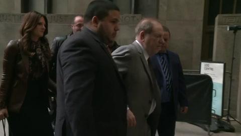 Comienza en Nueva York el juicio de Harvey Weinstein por agresión sexual