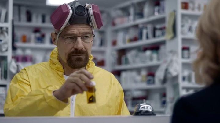 Breaking Bad-comeback i SuperBowl-reklame