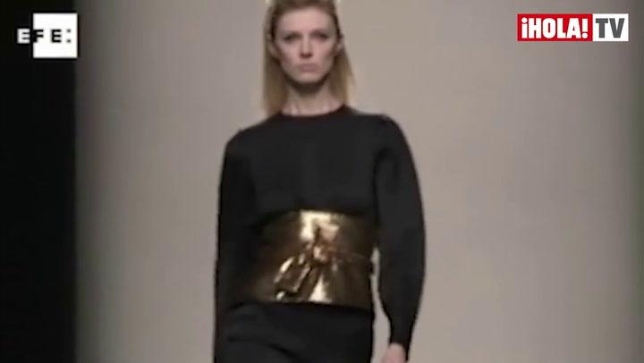 Fashion Week Madrid Otoño-Invierno 2013-2014:  Miguel Palacio