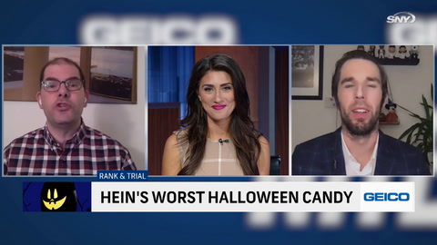 Rank and Trial: Worst Halloween Candy