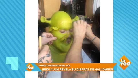 Heidi Klum es la reina de Halloween