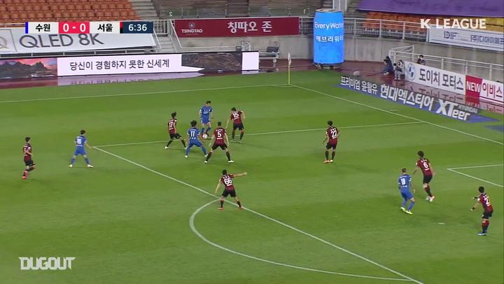 Maç Özeti: Suwon 3-3 Seoul