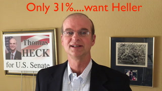 Tom Heck, Republican candidate for U.S. Senate