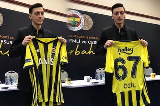 Mesut Özil descarta volver a jugar con Alemania en su presentación como nuevo jugador de Fenerbahçe