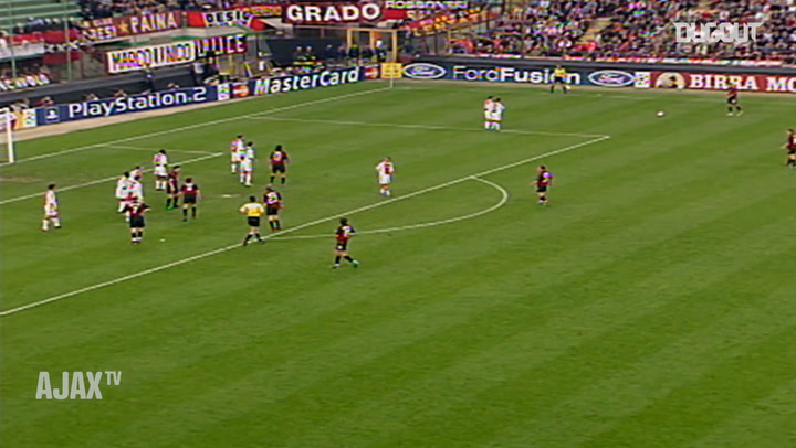 Bogdan Lobont's incredible save denies AC Milan