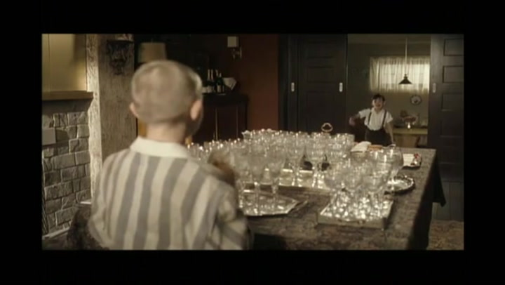 Boy in the Striped Pajamas - Clip No. 1