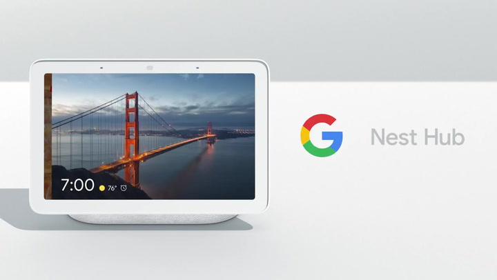 Preview image of Google Nest Hub - Introduction video