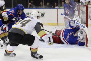 Golden Edge: Knights drop second straight game