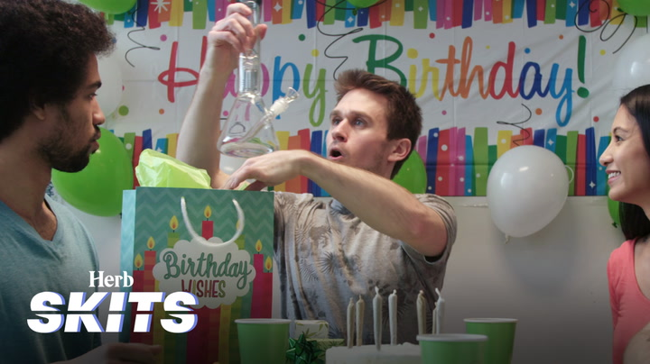The Weed-Themed Birthday Party Thumbnail