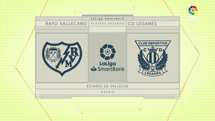 LaLiga Santander: Resumen y goles del Rayo 3-0 Leganés