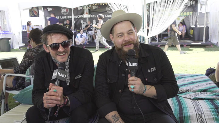 Nathaniel Rateliff and The Night Sweats Have A New EP Up Their Sleeves