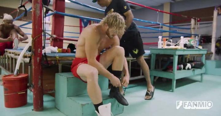 Soy Logan Paul y esta semana lucharé contra Floyd Mayweather