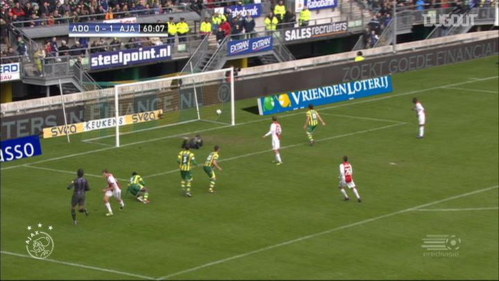 Jan Vertonghen's solo goal vs Den Haag