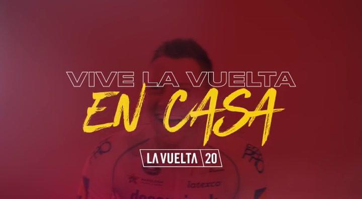 La Vuelta a España 2020, a escena