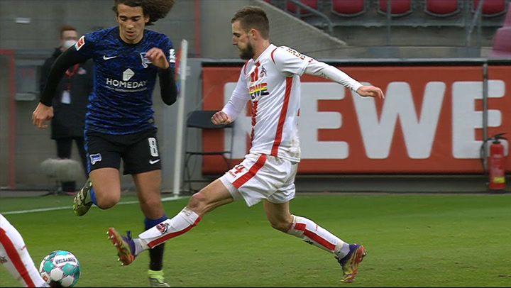 Highlights 1. FC Köln - Hertha BSC (2020 - 2021)
