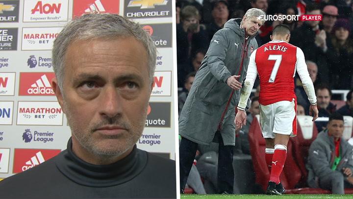 Mourinho om Sanchez-rygter: Andre klubber er også interesseret
