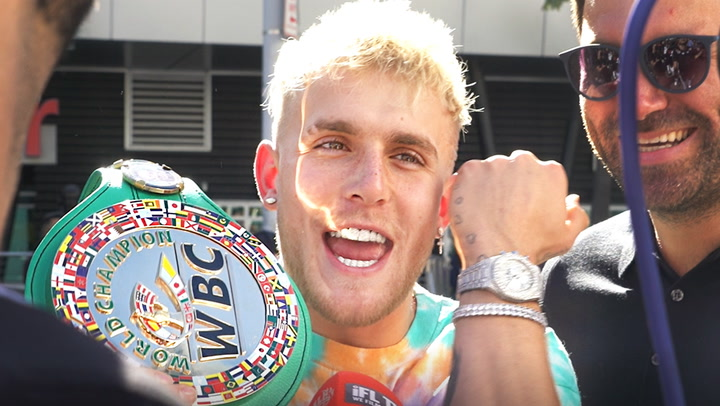 Jake Paul Reveals Which Celebrity He's Afraid To Fight After Nate Robinson Match