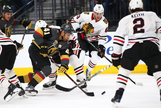 Golden Edge: Knights Get Comeback Win Against Chicago