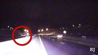 Nevada Highway Patrol stops wrong-way driver on Thanksgiving