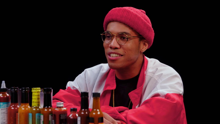 Anderson .Paak: Hot Ones