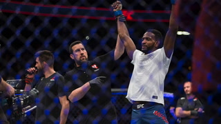 Magny reflects on an emotional year after win over Condit