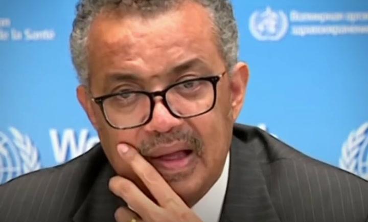 El director de la OMS se emociona con esta petición a los ciudadanos del mundo