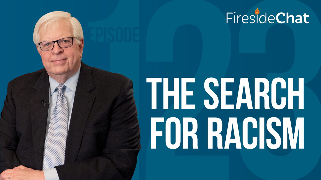 Ep. 123 — The Search for Racism