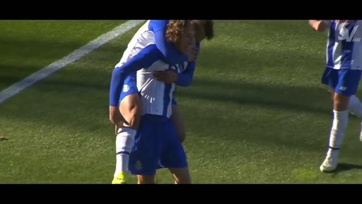 Así juega Fabio Silva, la nuevo joya del fútbol portugués