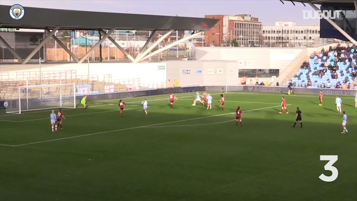 Manchester City Women score 10 against Ipswich Town in FA Cup fifth round