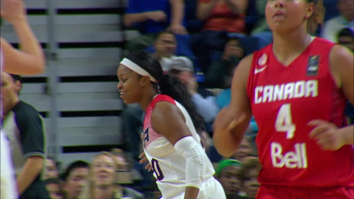 USA-Canada: Sims at the Buzzer