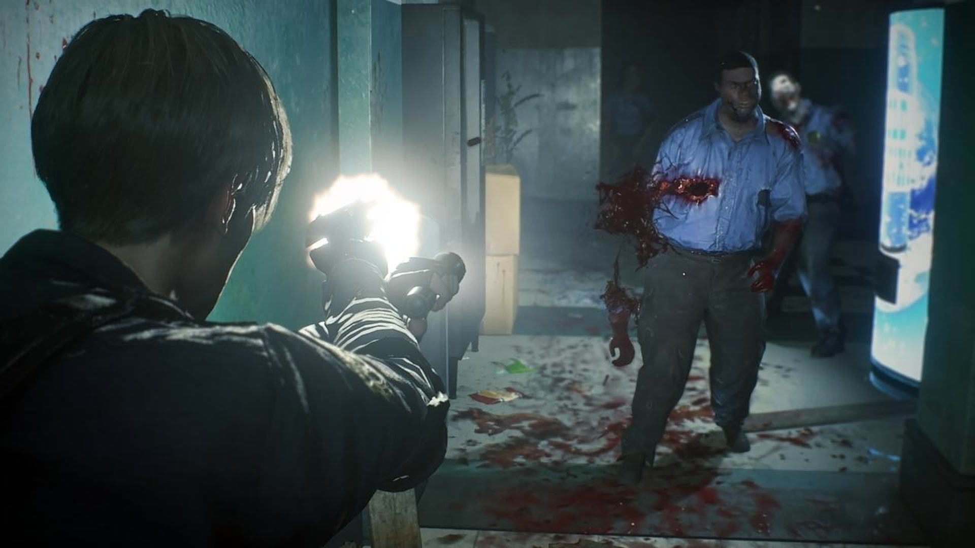 Capcom Explains How Resident Evil 2 Remake S Mr X Differs From