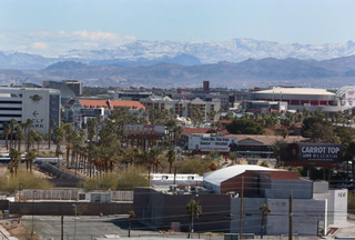 Land near Las Vegas Strip once planned for casino has new owners