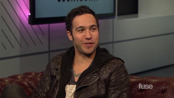 Top 20: Pete Wentz Interview (June 2014)