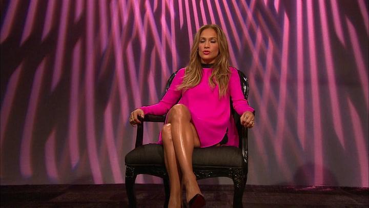 Interviews: Jennifer Lopez: Collabos on AKA (June 2014)