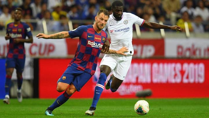 Resumen y goles del Barça-Chelsea de la Rakuten Cup