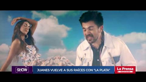Juanes vuelve a sus raíces con