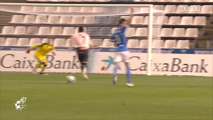 Wu Lei's brace in the Copa del Rey
